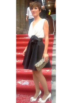 Vestido Black&White